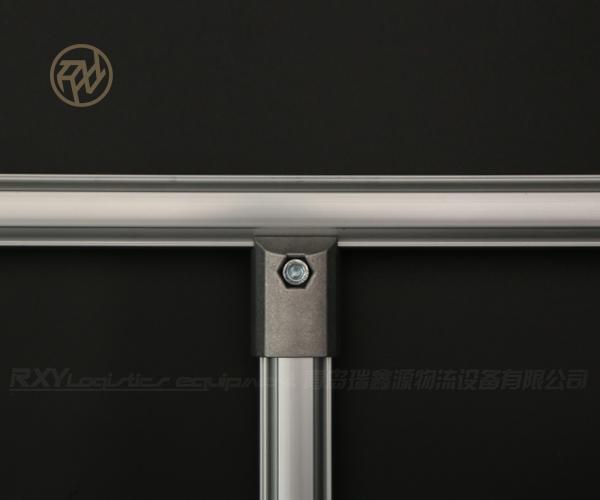 垂直外包扣-圆形外扣件-精益管连接配件