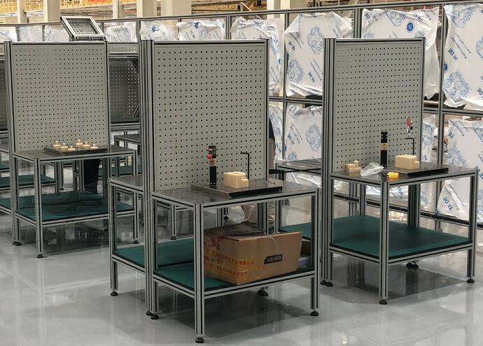 铝型材重型工作台