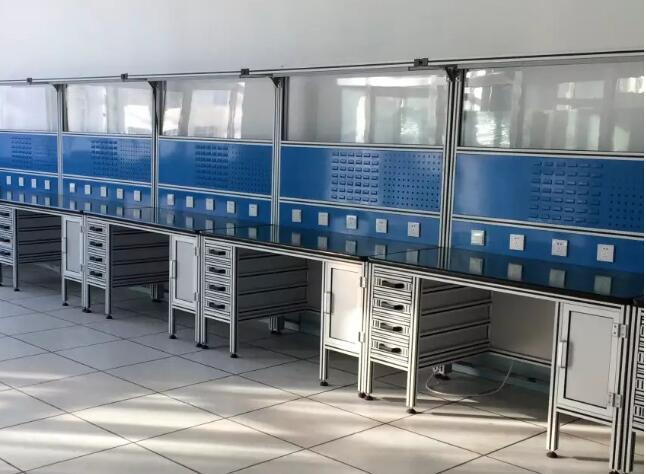 铝型材实验室工作台