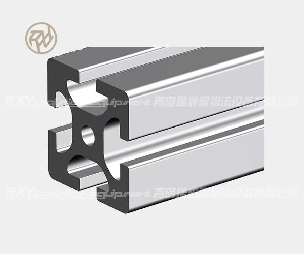 机器人安全护栏-工作台-铝型材输送机-日照铝型材