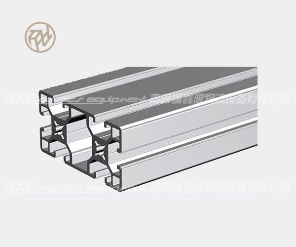 RXY4080-8 铝型材防护罩-皮带线-工业铝型材生产厂家
