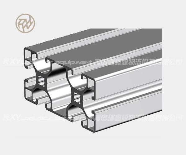 40工业铝型材厂家-4080欧标-RXY4080-4080型材标准-工业用途