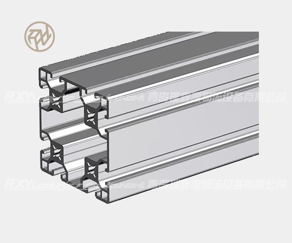工业铝型材厂家有哪些-8080-输送线支腿-隔断铝型材-